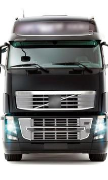 Jigsaw Puzzles Volvo FH16 Truck Game poster