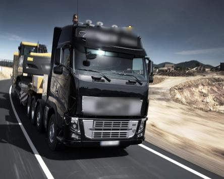 Jigsaw Puzzles Volvo FH16 Truck Game apk screenshot