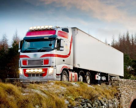 Jigsaw Puzzles Volvo FH500 Truck Game apk screenshot