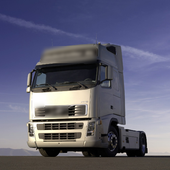 Jigsaw Puzzles Volvo FH Truck Game icon