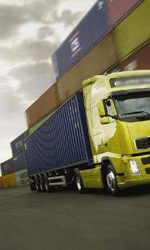 Jigsaw Puzzles Volvo FH Truck Game poster