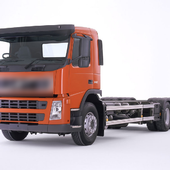 Jigsaw Puzzles Volvo FM9 Game icon
