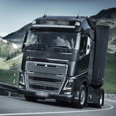 Jigsaw Puzzles Volvo T2012 Game icon