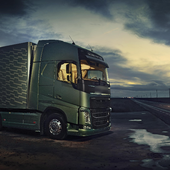 Jigsaw Puzzles Volvo T Truck Game icon
