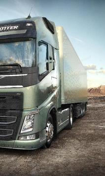 Jigsaw Puzzles Volvo T Truck Game poster