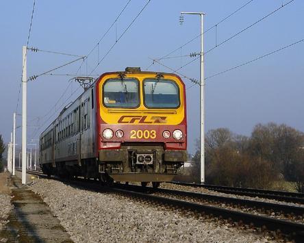 Luxembourg Railroad Jigsaw Puzzles Game apk screenshot