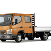 Puzzles Jigsaw Mitsubishi Fuso Canter Game icon