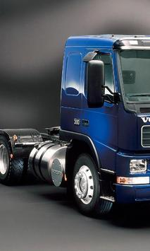 Puzzles Jigsaw Volvo FM12 Game poster