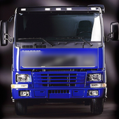 Puzzles Jigsaw Volvo Truck Game icon