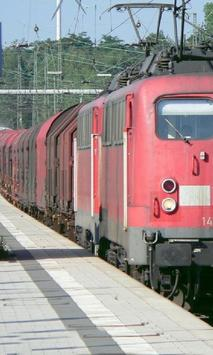 Railroad Germany Jigsaw Puzzles Game apk screenshot
