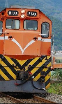 Taiwan Railroad Jigsaw Puzzles Game screenshot 1