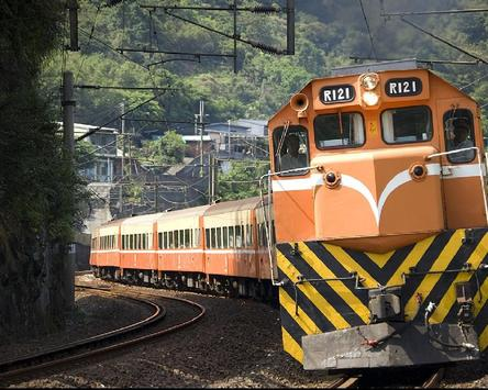 Taiwan Railroad Jigsaw Puzzles Game screenshot 4