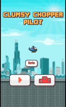 Clumsy Chopper Pilot apk screenshot