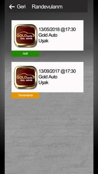 Gold Auto screenshot 2