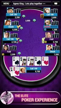 Private Poker Club poster
