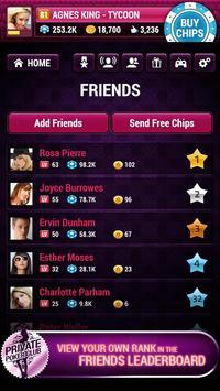Private Poker Club apk screenshot