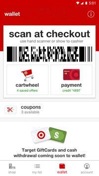 Target - now with Cartwheel apk screenshot