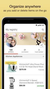 Target Registry apk screenshot