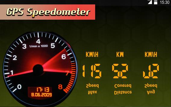 GPS Speedometer & Compass - Trip Tracker APK [1 0 0