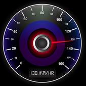 GPS Speedometer Gauge - Speed Tracker icon