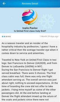 Airlines and Airports Reviews - Targetmytravel.com apk screenshot