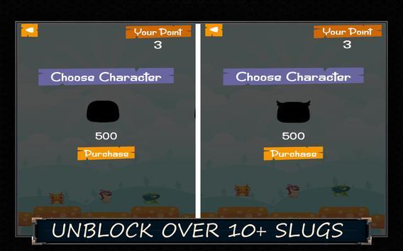 Slugs Action apk screenshot