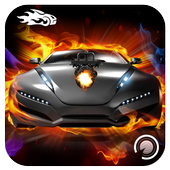 Death Race Shooting 3D icon