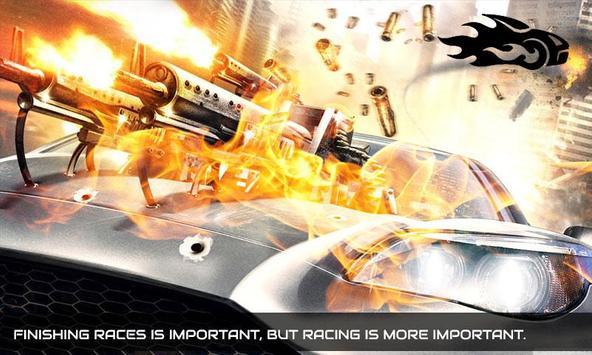 Death Race Shooting 3D apk screenshot