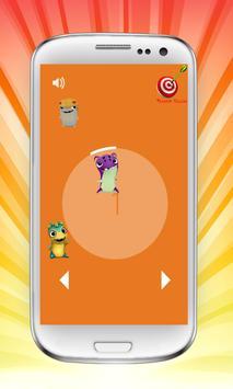 Slugs Pong apk screenshot