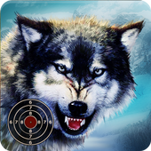 Wolf Target Shooting icon