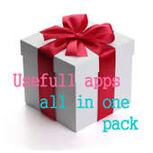 Most usefull apps pack icon