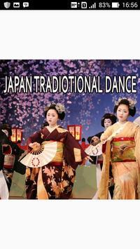 Japan Traditional Dance apk screenshot