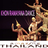 Khon Ramayana Thai Royal Dance icon