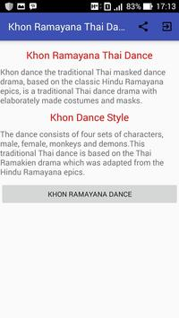 Khon Ramayana Thai Royal Dance apk screenshot
