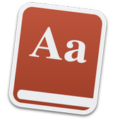 Simple Dictionary icon
