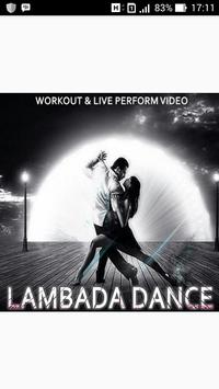 Lambada Latin Dance apk screenshot