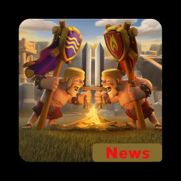 Tips For Clash of Clans poster
