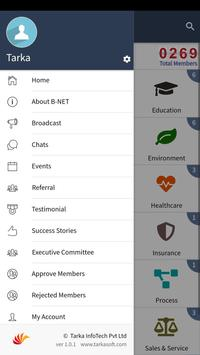 B-NET screenshot 2