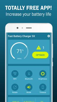 Ultra Charger: Super Fast x4 poster
