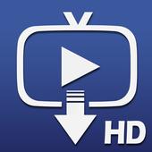 Friends Video Downloader NWW icon