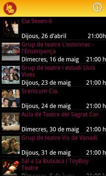 Mostra de Teatre Jove screenshot 2