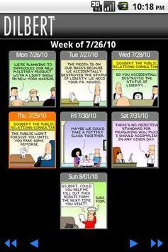 Dilbert Mobile apk screenshot