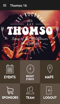 Thomso 16 poster