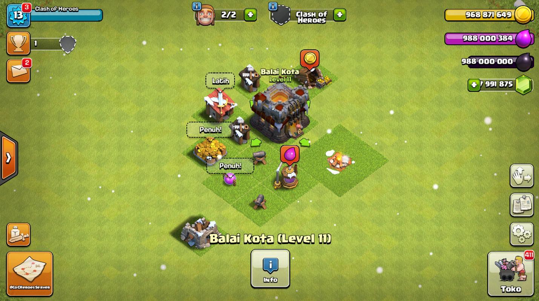 clash of heroes apk download