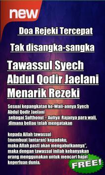Tawasul Amalan Doa & Wirid apk screenshot