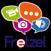 Fretzel Communication Kids App icon