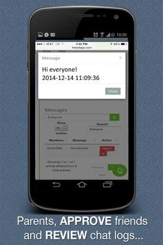 Fretzel Communication Kids App apk screenshot