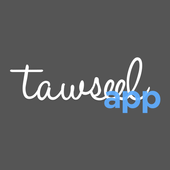 Tawseel App icon