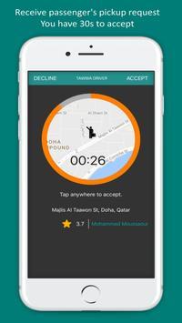 Tawwa Driver apk screenshot