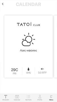 Tatoi Club screenshot 3